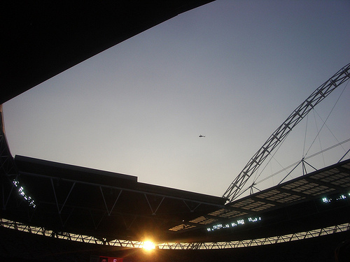 Wembley stadium 24 maj 2010