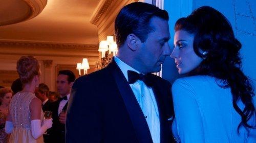 Don och Megan Draper. Bild: AMC