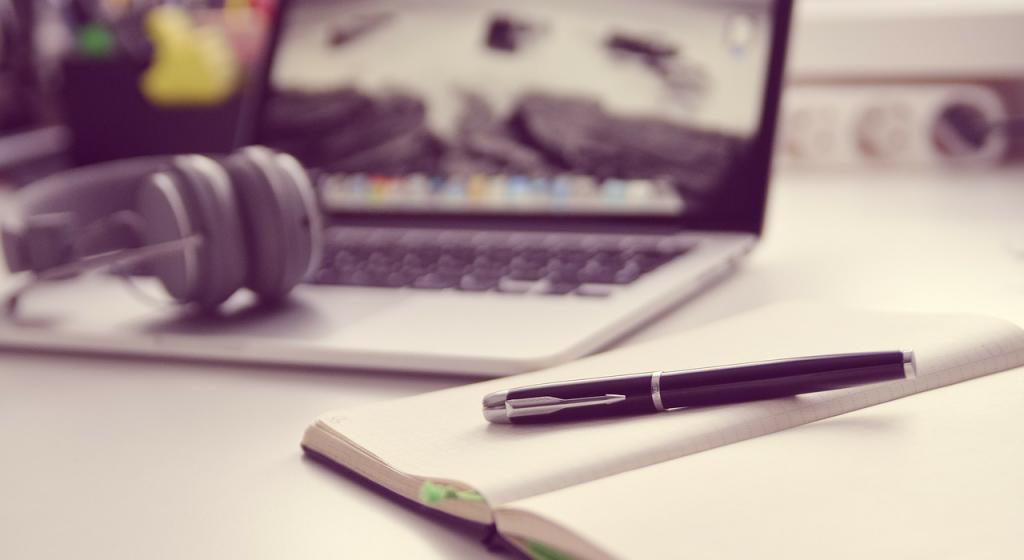 keyboard-arbetsplats